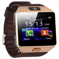 Tagital Bluetooth Smart Watch Wrist Watch Phone Mate with Camera For iPhone Android Smart Phones