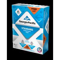 "Georgia-Pacific Standard Paper 8.5"" x 11"", 20lb/92 Bright, 750 Sheets"