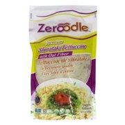 Zeroodle Organic Premium Shirataki Protein Pasta - Fettuccine with Oat Fiber