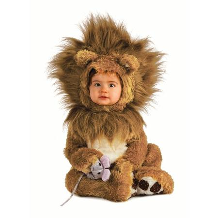 Rubies Lion Infant Halloween Costume](Mickey Mouse Halloween Costume For Infant)