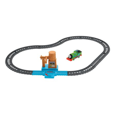 Thomas & Friends TrackMaster Water Tower Set with Motorized - Percy The Train