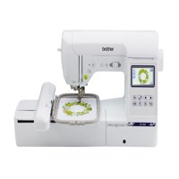 """Brother SE1900 Computerized sewing and embroidery machine with 5""""x7"""" embroidery field and large color touch LCD screen"""