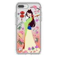 Otterbox Symmetry Series Power of Princess Case for iPhone 8 Plus/7 Plus, Garden of Honor (Mulan)
