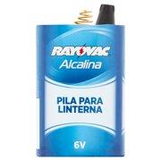 Rayovac Alkaline 6V Lantern Battery