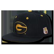 bd6fc59c720020 NCAA Grambling State Tigers U Flat Bill Accent Snapback Baseball Caps Hats
