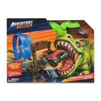 Adventure Force Double Loop Chomp and Crunch 7.9' Track Set