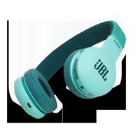 JBL E45BT Wireless On-Ear Headphones Bluetooth - Teal