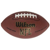 Wilson NFL Junior Super Grip Performance Composite Leather Football