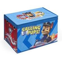 Nick Jr. PAW Patrol Fabric Toy Box by Delta Children