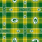 NFL Green Bay Packers Fleece Fabric 91deed7cc
