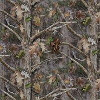 "David Textiles Anti-Pill Fleece True Timber Kanati Marsh Fabric By The Yard 60"""