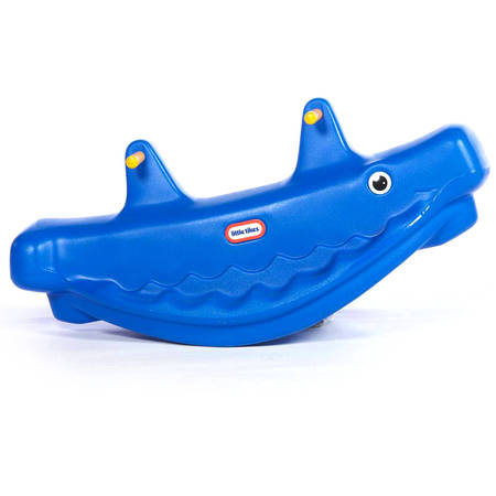 Seesaw Collection (Little Tikes Whale Teeter)