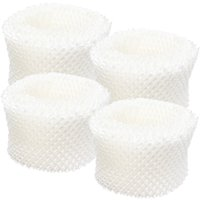 4-Pack Replacement Honeywell HCM-600 Humidifier Filter - Compatible Honeywell HAC-504, HAC-504AW Air Filter