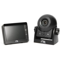 Rear View Safety Wireless Hitch Camera - Plug and Play