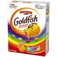 Pepperidge Farm Goldfish Colors Cheddar Crackers, 10 oz. Box