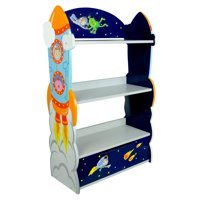 Fantasy Fields - Outer Space Bookshelf