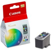 Canon, CNMCL41, CL41 Ink Tank Cartridge, 1 Each