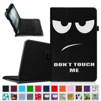 """Fintie RCA 10 Viking Pro / Viking II Folio Case Cover Compatible for Premier Atlas Pro-S 10.1"""" Tablet, Don't Touch"""