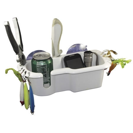 Cup Boat (Shoreline Marine Large Boat Caddy w Suction Cups )