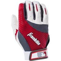Franklin Sports Adult 2nd-Skinz Batting Gloves, Assorted