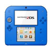 Nintendo 2DS Mario Kart 7 Bundle - Electric Blue, FTRSBCDH