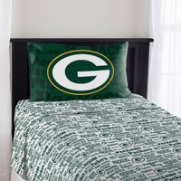 "NFL Green Bay Packers ""Anthem"" Sheet Set"