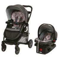 Graco 1966163 Modes Click Connect Travel System Baby Stroller, Francesca