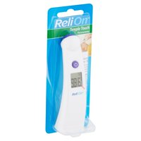 ReliOn Temple Touch Digital Thermometer