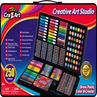 Cra-Z-Art Creative Art Studio - 250 Piece