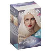 Revlon color effects hair color, platinum