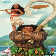 Trends International Moana Pose Wall Poster 22.375