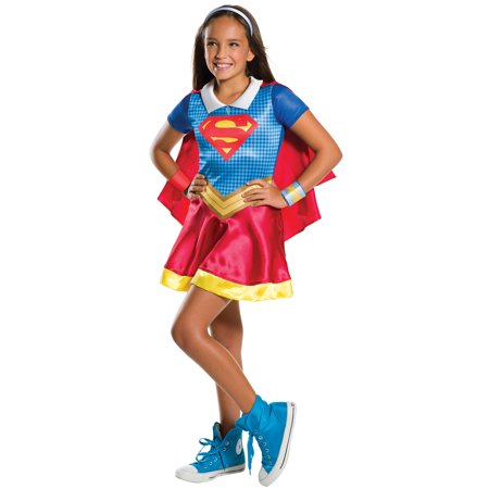 DC SuperHero Bumblebee Deluxe Costume for Kids](Popular Female Superheroes)