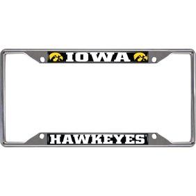 ce52905b1f0 University of Iowa License Plate Frame