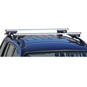 Apex Side Rail Mounted Aluminum Roof Cross Bars Universal Up To 50