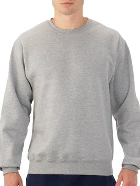 Product Image Fruit of the Loom Men s Dual Defense EverSoft Crew Sweatshirt b83bf5b1eb
