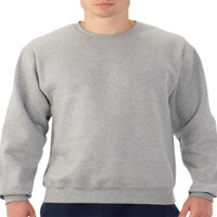 Fruit of the Loom Men's Dual Defense EverSoft Crew Sweatshirt
