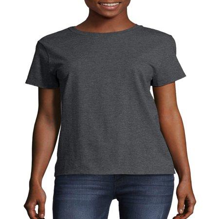 Women's ComfortSoft Short Sleeve Tee (Pavement Ends Soft Tops)