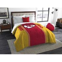 "NFL Kansas City Chiefs ""Mascot"" Twin/Full Bedding Comforter"