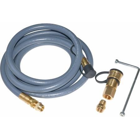 Backyard Grill VersiFuel NG Propane Conversion (Natural Gas To Propane Conversion Kit For Stove)