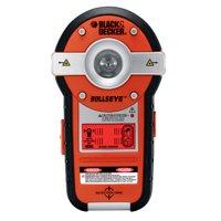 BLACK+DECKER BDL190S BullsEye Auto-Leveling Laser with Stud Finder