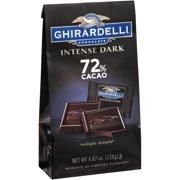 Ghirardelli Intense Dark Twilight Delight 72% Cacao Chocolate, 4.87 Oz.