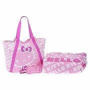 799edd5652 Hello Kitty Sleepover Bag - Hello Kitty Slumber Bag (Pink)
