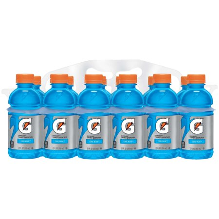 Gatorade Thirst Quencher Cool Blue Drink 12 Fl Oz Count