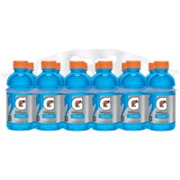 Gatorade Thirst Quencher Cool Blue Drink, 12 Fl. Oz., 12 Count