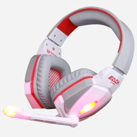 Professional 3.5mm PC Gaming Stereo Noise Canelling Headset Headphone Earphones with Volume Control Microphone For Laptop Computer