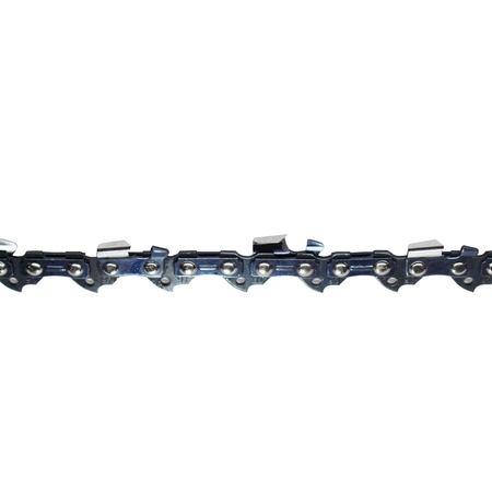 """5 Pack Replacement 18-Inch Semi Chisel Chainsaw Chain for Mastercraft 54-5721 pre Apr 99 Chainsaw - (18 inch, 3/8"""" Pitch, 0.050"""" Gauge, 60 Drive Links) - image 1 de 2"""