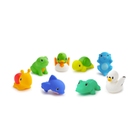 Munchkin Lake Squirts Bath Toy, 8 Pack