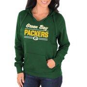 7e05623fe NFL Green Bay Packers Shape it Up Women s Split Neck Hoodie