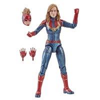 Marvel Captain Marvel 6-inch Legends Captain Marvel in Costume