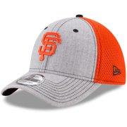 reputable site a7dc2 a7048 San Francisco Giants New Era Neo 2 39THIRTY Flex Hat - Heathered Gray Orange  -